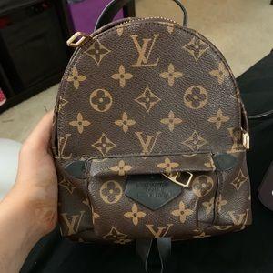 LV mini backpack